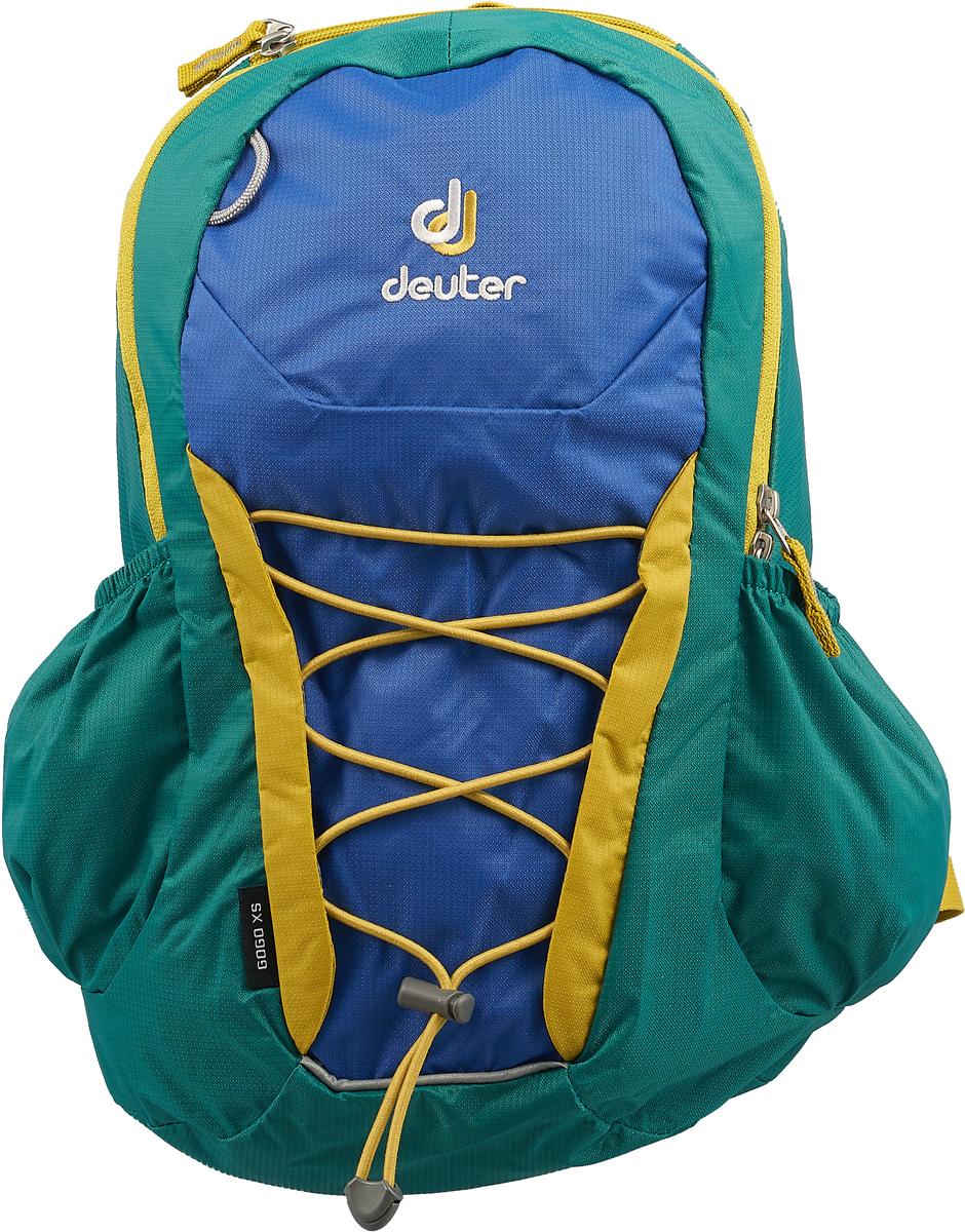 Рюкзак Deuter Gogo XS, цвет: зеленый,синий цена