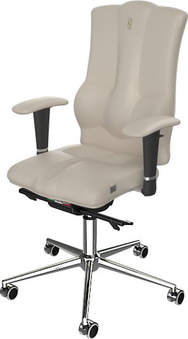 Компьютерное кресло Kulik System Elegance, цвет: песочный. 1006