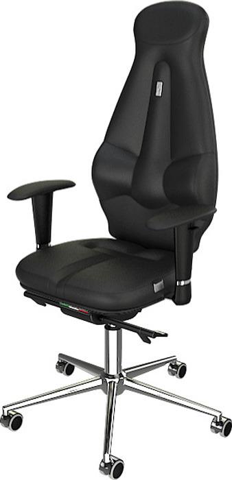 Компьютерное кресло Kulik System Galaxy, цвет: черный