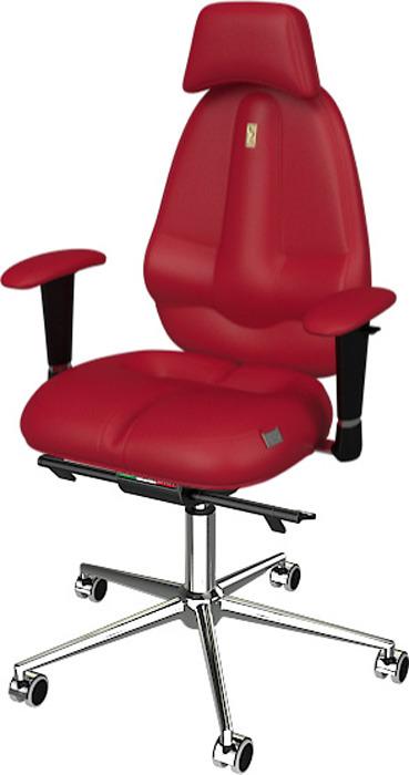 Компьютерное кресло Kulik System Classic Maxi, цвет: красный