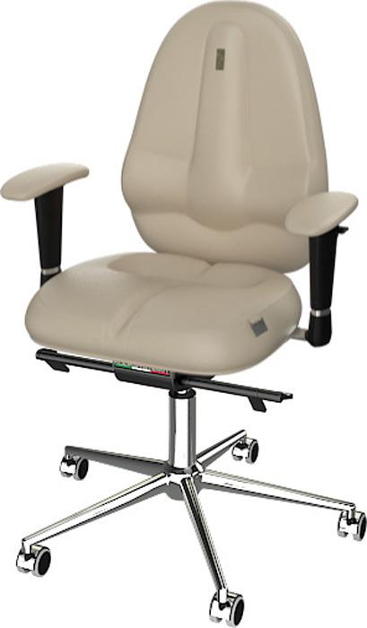 Компьютерное кресло Kulik System Classic Maxi, цвет: песочный