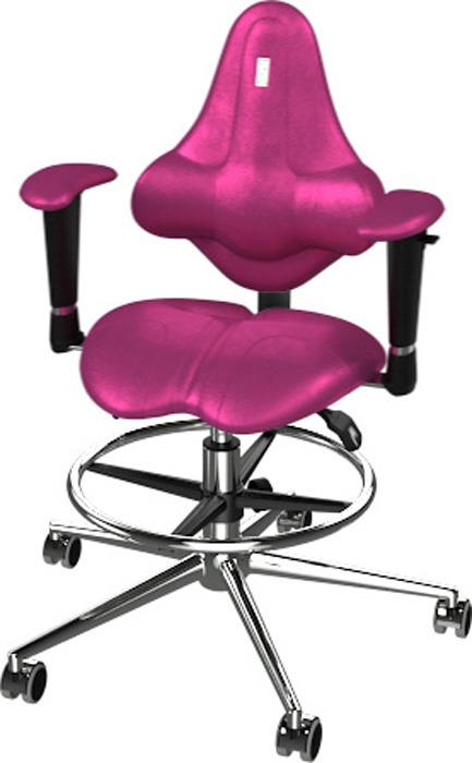 Кресло детское Kulik System Kids, розовый
