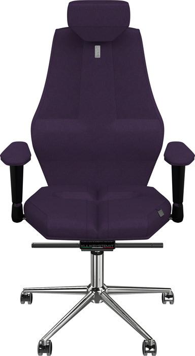 Компьютерное кресло Kulik System Nano, цвет: фиолетовый азур и азмар
