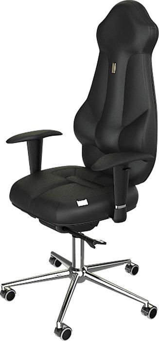 Компьютерное кресло Kulik System Imperial, цвет: черный