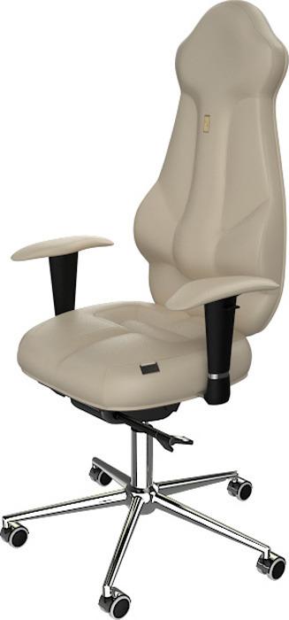 Компьютерное кресло Kulik System Imperial, цвет: кремовый