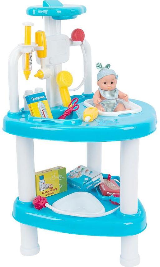 Игровой набор Zhorya Моя профессия. Доктор. ZYB-B0899-2 1 toy детский игровой набор доктор арт т56708