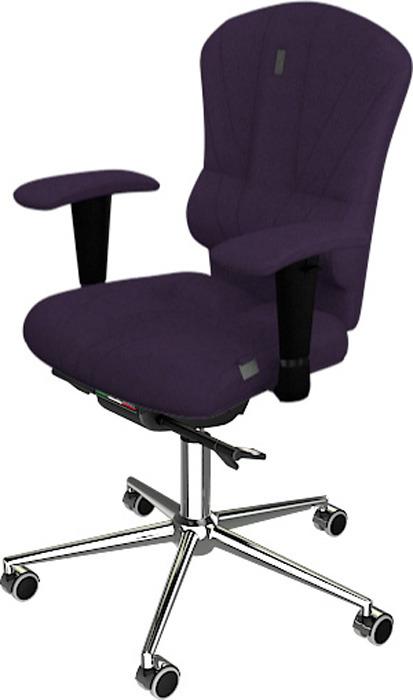Компьютерное кресло Kulik System Victory, цвет: фиолетовый азур и азмар