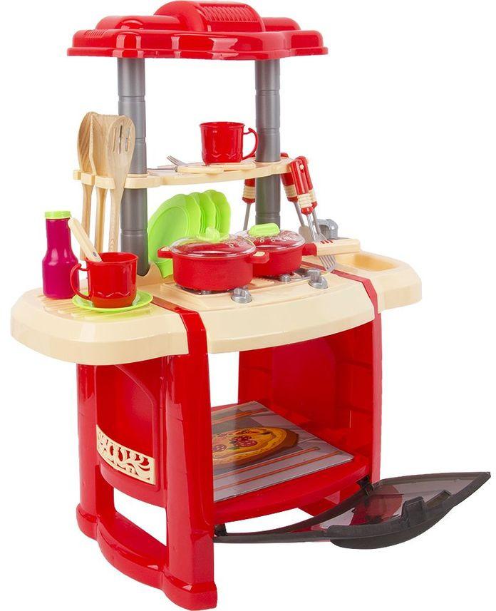 Игровой набор Zhorya Кухня. ZYA-A0338-1 zhorya игровой набор создай свой образ 12 предметов