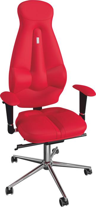 Компьютерное кресло Kulik System Galaxy, цвет: красный