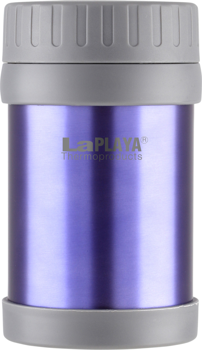 лучшая цена Термос LaPlaya Food Container, цвет: фиолетовый, 0,5 л