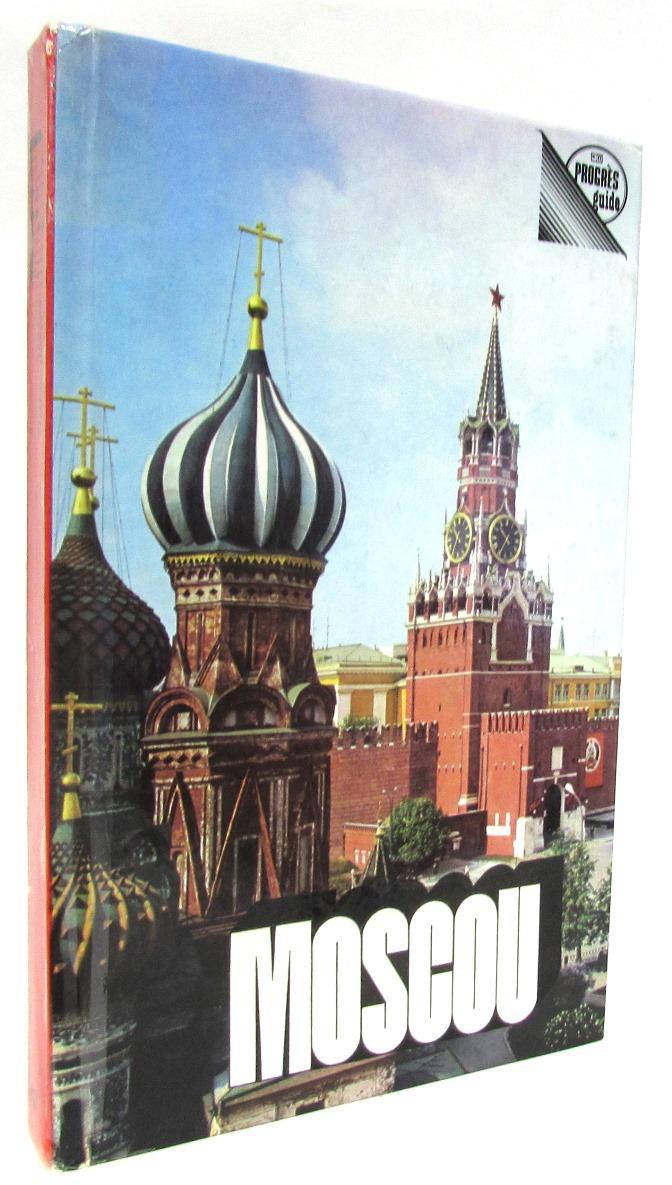 В. Чернов Moscow: Guide abrege