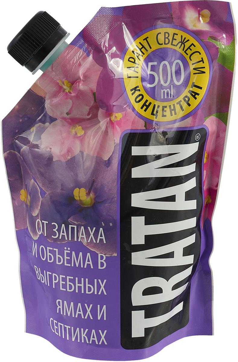 Средство от запаха и объема выгребных ям Тратан, 0,5 л