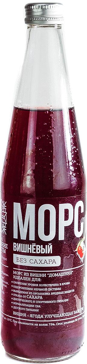 Морс Домашние Рецепты, вишневый, 0,5 л витамины содержащие железо