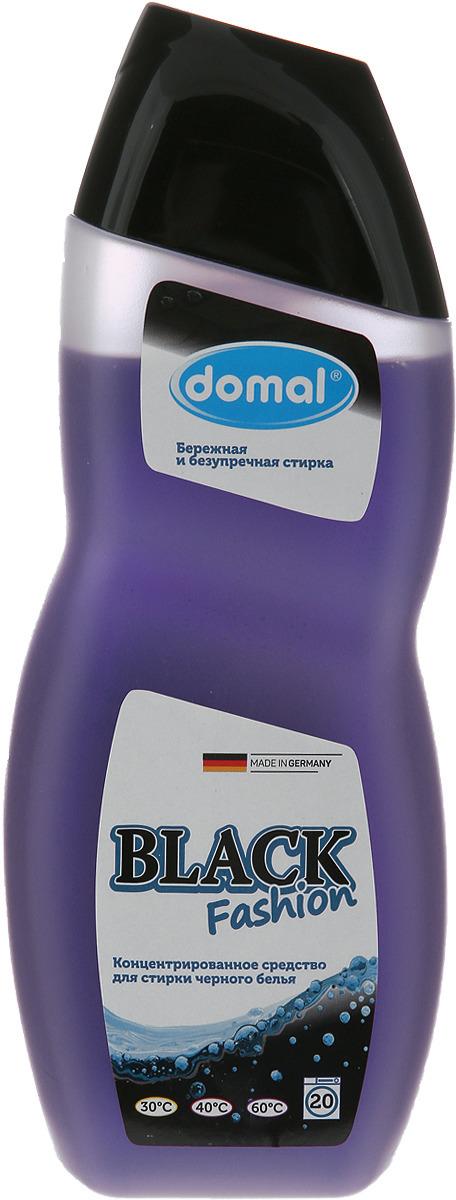 Концентрированное средство для стирки черного белья Domal Black Fashion, 750 мл