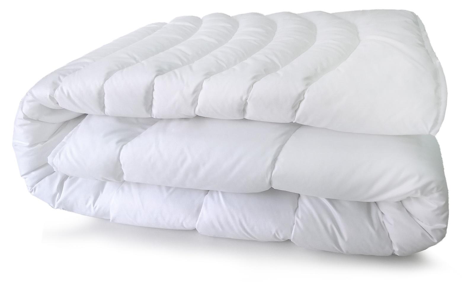 цена Одеяло Мягкий Сон ОБ_Sm-0602у, стеганое ТМ Smart BioTwin, белый, 205х172 см онлайн в 2017 году
