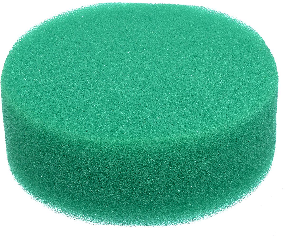 Мочалка Баннные штучки, цвет: зеленый, 11 х 4 см мочалка банные штучки цвет зеленый с массажным слоем 13 х 9 х 3 5 см