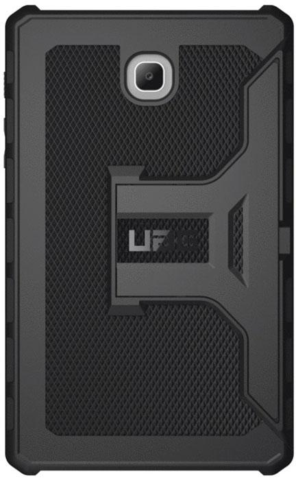 Защитный чехол UAG Outback для Samsung Galaxy Tab А 8.0, цвет: черный
