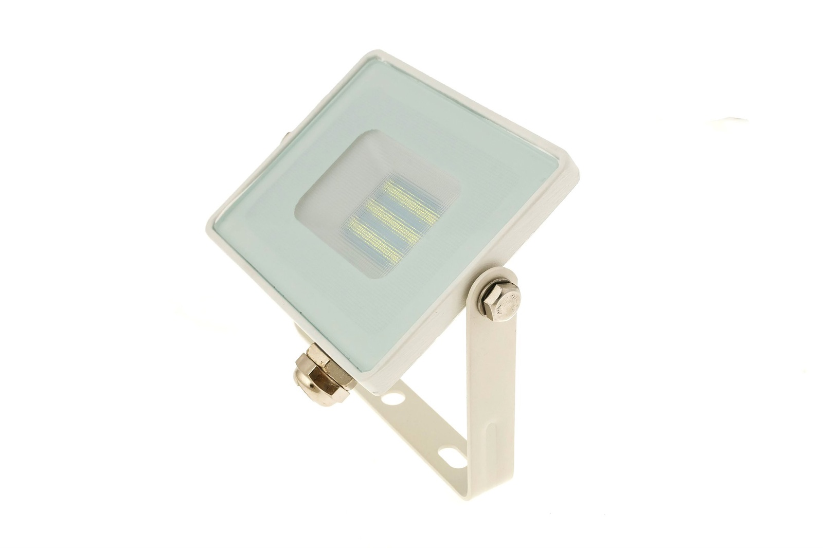 Прожектор Feron Светодиодный прожектор Feron LL-919 белый, 20 Вт светодиодный прожектор ip65 50w желтый feron ll 275 12204