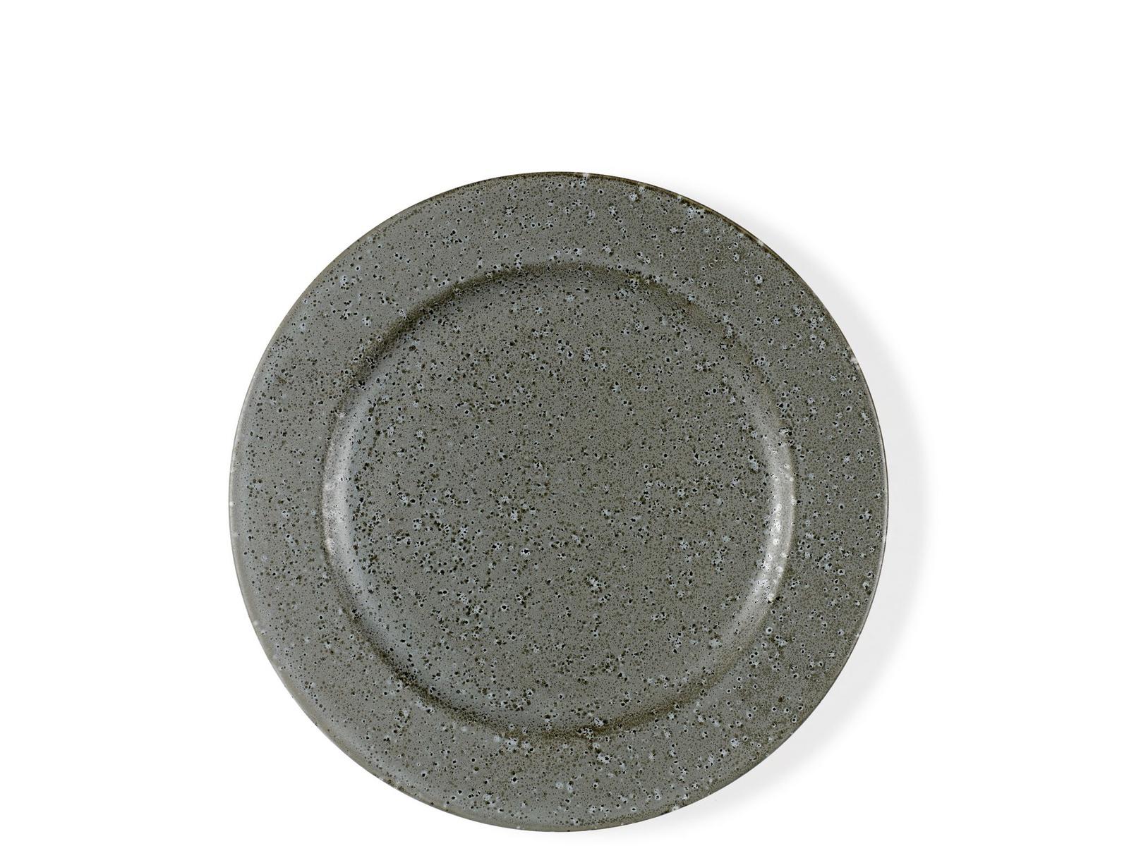 Десертная тарелка Bitz, цвет: серый. Диаметр 22,5 см. BT821068 тарелка десертная ломоносовская керамика диаметр 21 см