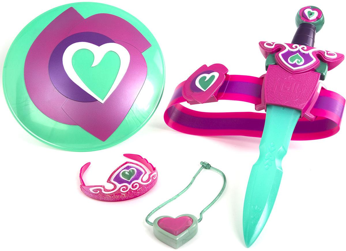 Игровой набор Nella Игровой набор отважной принцессы игровой набор gulliver неллы тиара и подвеска