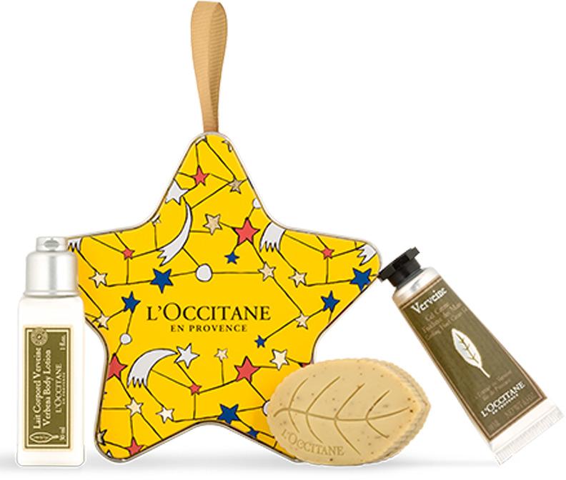 Фото - Набор косметики для гигиены L`Occitane en Provence Вербена: крем для рук 10 мл, молочко 30 мл, мыло 25 г жидкое мыло l'occitane en provence вербена сменный блок 500 мл