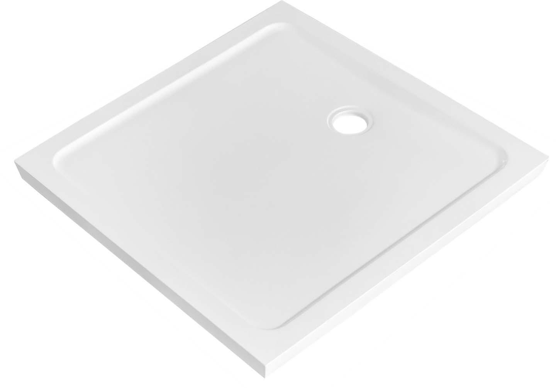 Поддон душевой WasserKRAFT Berkel, квадрат, 90 х 90 см