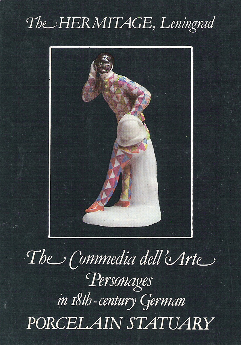The-Commedia-dellArte-Personages-in-18th-century-German-Porcelain-Statuary--Personazhi-Italqyanskoj-komedii-v-nemeckoj-farforovoj-plastike-XVIII-veka-
