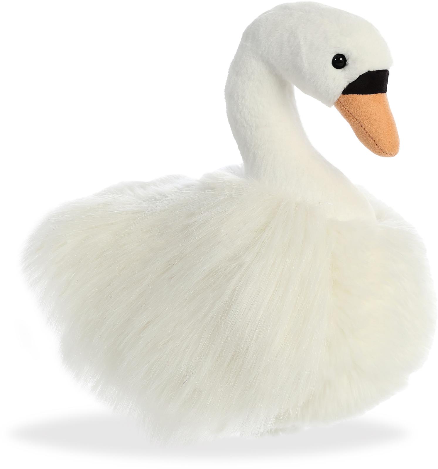 """Игрушка мягкая Aurora """"Лебедь"""", 25 см"""