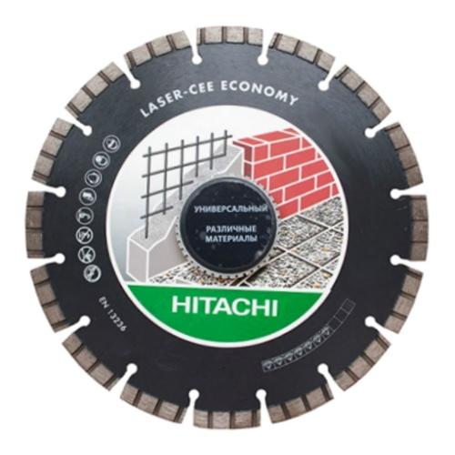 Алмазный диск Hitachi 230мм CEE-10 /2,4x14/ универсальный hitachi g12sr3 диск carat