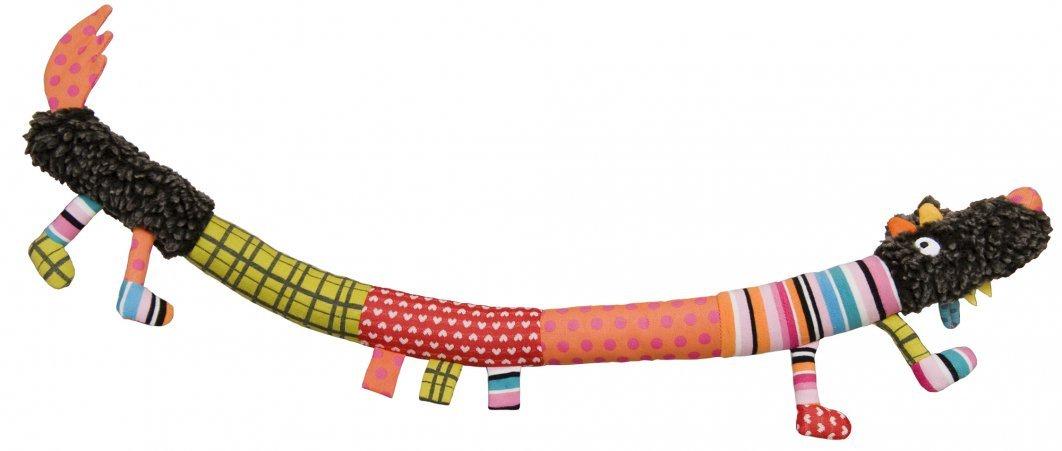 Мягкая игрушка Ebulobo Сосиска Волчонок XL, 65 см. E10045 ebulobo мягкая игрушка сосиска волчонок s 20 см ebulobo