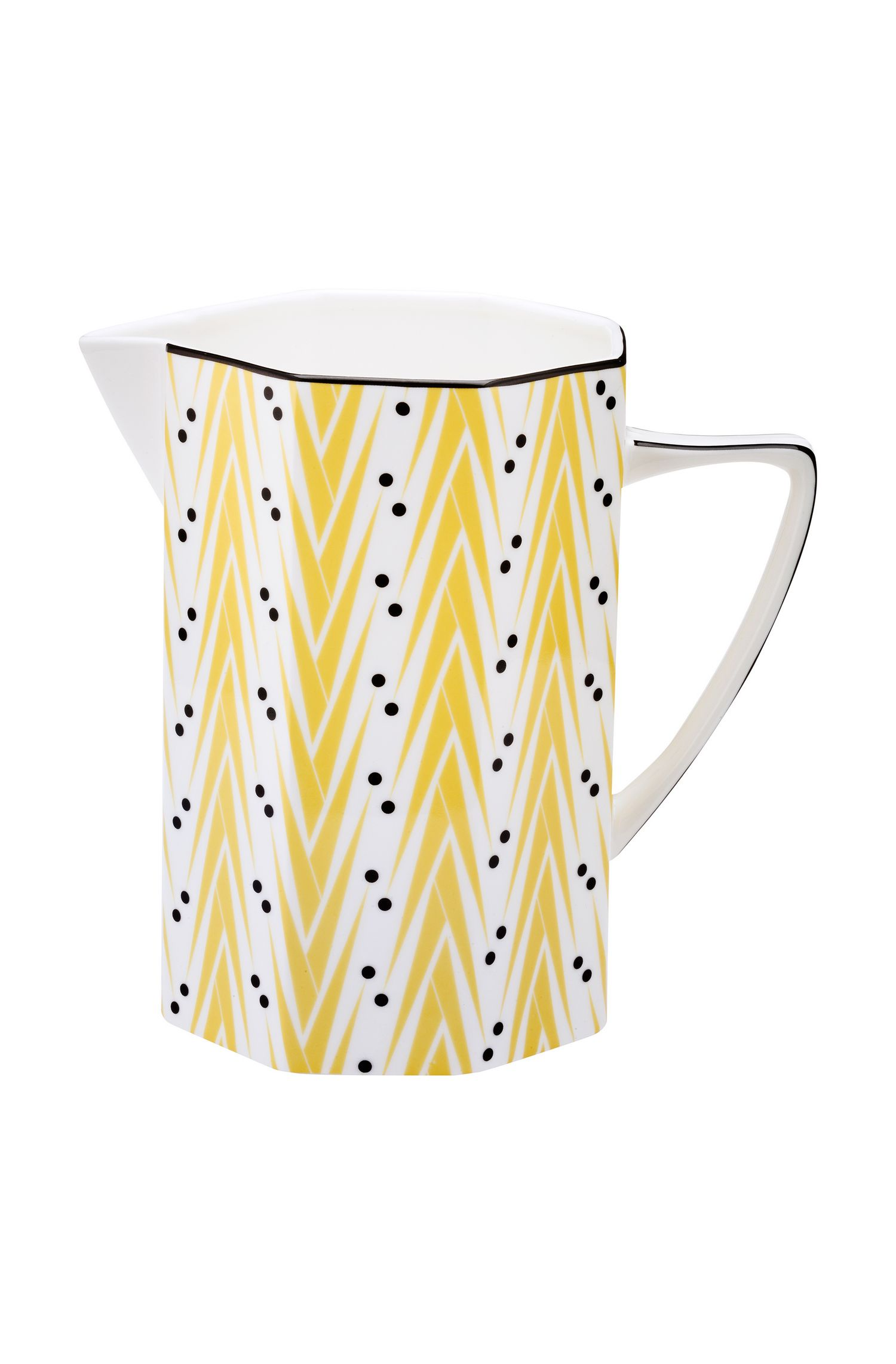 Набор кувшинов Designed For Living Lemon Grass, 2 предмета, цвет: желтый, 1,2 л. 53.007.002
