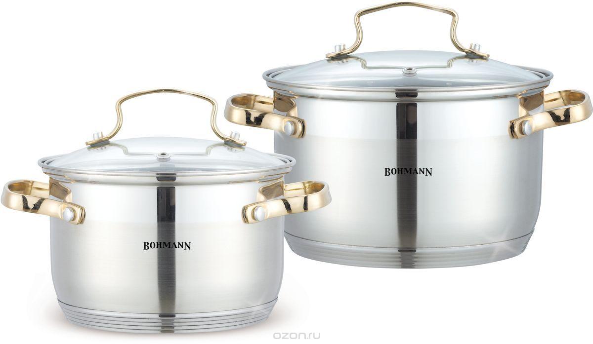 Набор посуды Rainstahl, 4 предмета. 1902BHG набор посуды rainstahl 8 предметов 0716bh