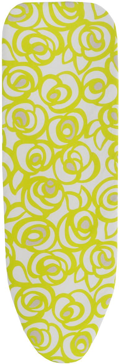 Чехол для гладильной доски Eurogold Ultra, цвет: светло-зеленый