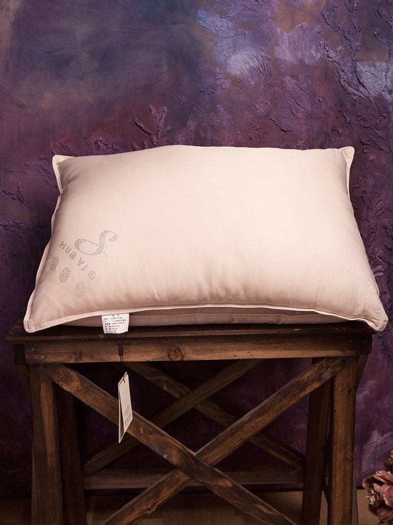 Подушка HUAYISI подушка, сиреневый