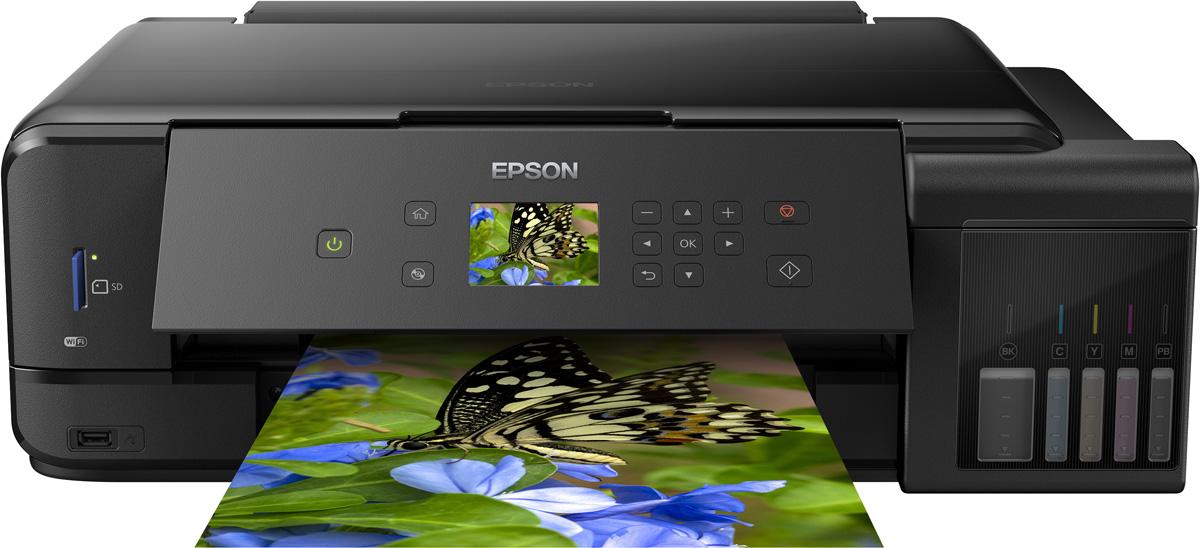 Фото - МФУ Epson L7180, Black фотопринтер