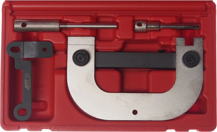 Набор фиксаторов для установки фаз ГРМ (RENAULT, NISSAN с двигателем K4J, K4M, F4P, F4R), JTC-6633