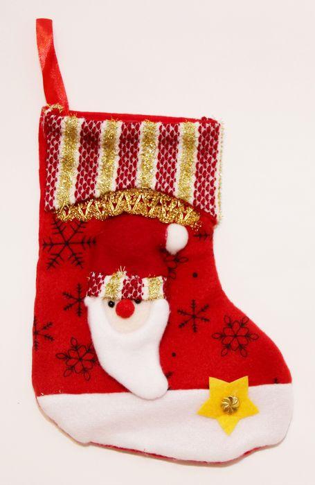 Новогоднее подвесное украшение Magic Time Дед Мороз, цвет: красный, белый, 20 х 11 см titan hero 30 см