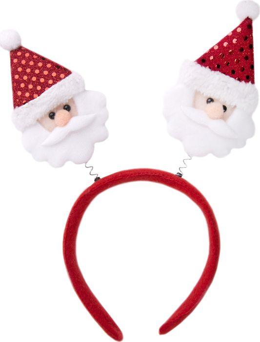 Фото - Новогоднее украшение Magic Time Красный Дед Мороз. 76199 новогоднее украшение на голову magic time дед мороз в полосатом колпаке 78606