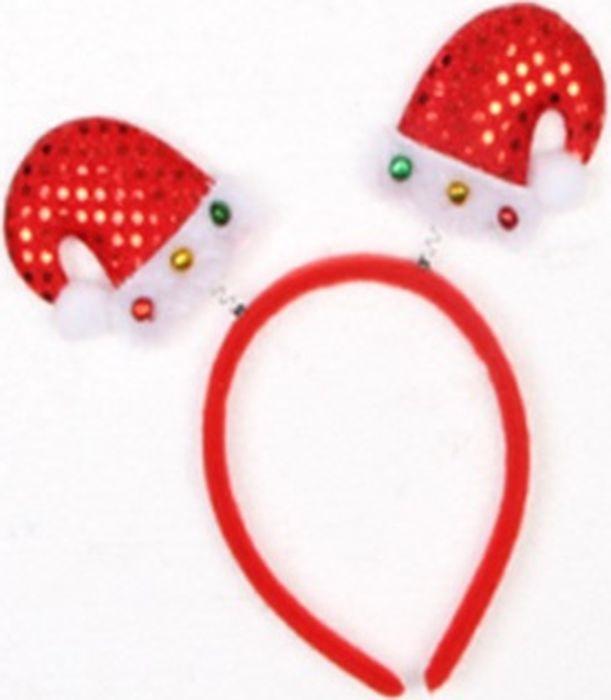 Новогоднее украшение на голову Magic Time Веселые колпаки. 78595 украшения на голову