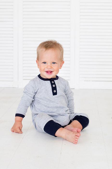 Комбинезон домашний Лапушка Стиляга боди для новорожденных лапушка стиляга цвет синий ст002и размер 36 56