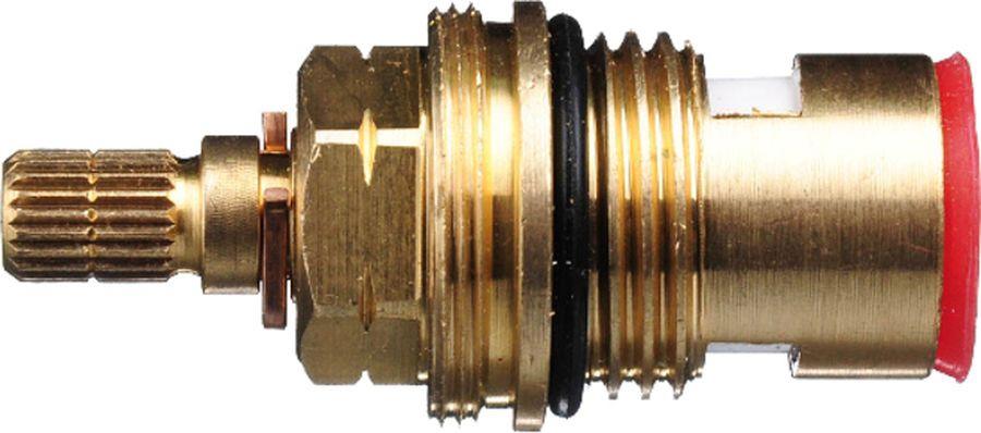 Кран-букса MasterProf, 1/2 7,5х15, под крест, поворот 180 градусов, MP-У кран шаровый masterprof ис 080033 водоразборный со штуцером 1 2 ручка mp у