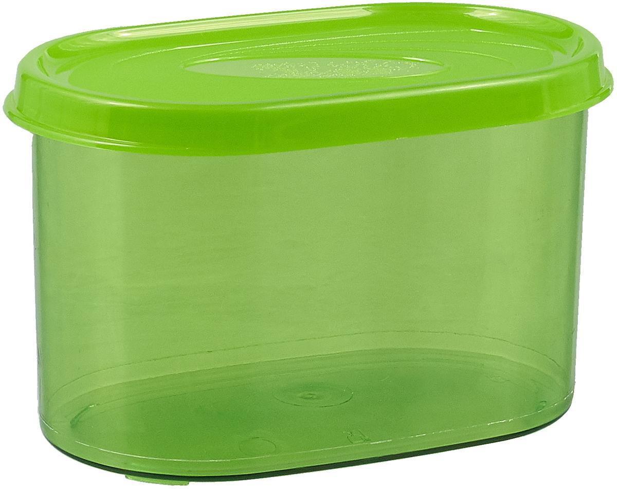 Банка для сыпучих продуктов Giaretty, цвет: зеленый, 800мл банка для сыпучих продуктов giaretti цвет фиолетовый 800 мл