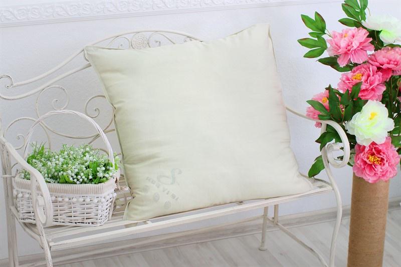 цена Подушка HUAYISI подушка большая, светло-зеленый онлайн в 2017 году
