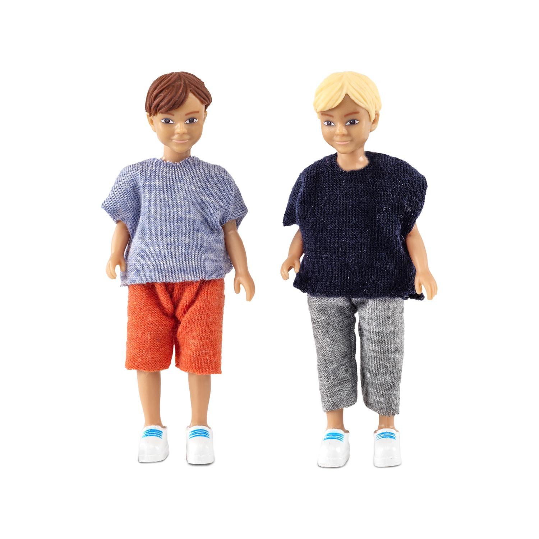 Кукла Lundby два мальчика