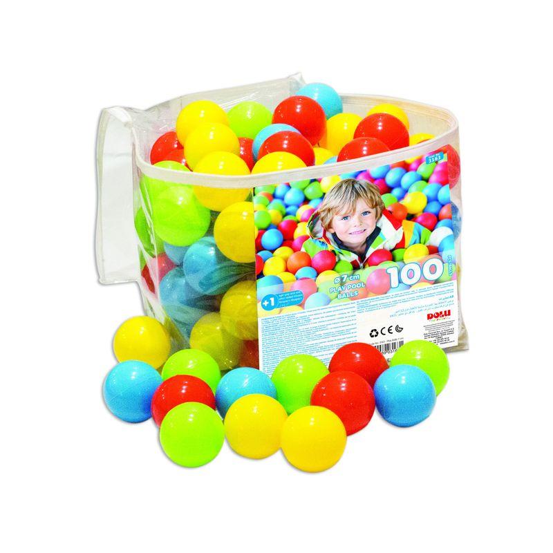 Аксессуары для бассейна DOLU шарики для сухого бассейна, DL_3163 цена