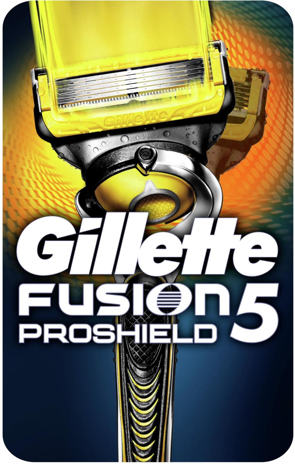 Мужская Бритва Gillette Fusion5 ProShield с 1 кассетой