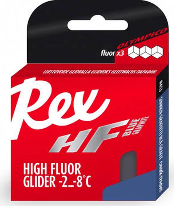 цена на Парафин Rex HF Blue Grafite, высокофторовый, -2…-8C, 40 г