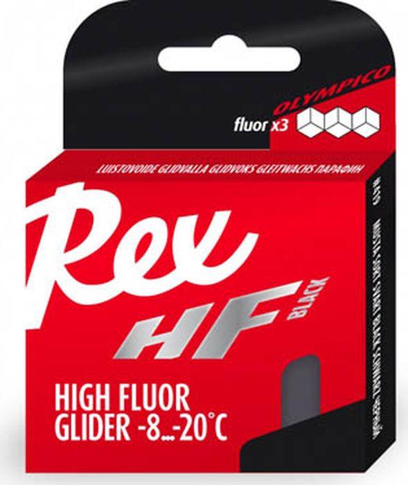 цена на Парафин Rex HF Black, высокофторовый, -8…-20C, 40 г