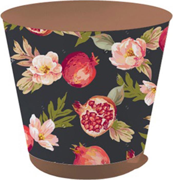 горшки Горшок для цветов InGreen Крит. Гранат, с системой прикорневого полива, 0,7 л
