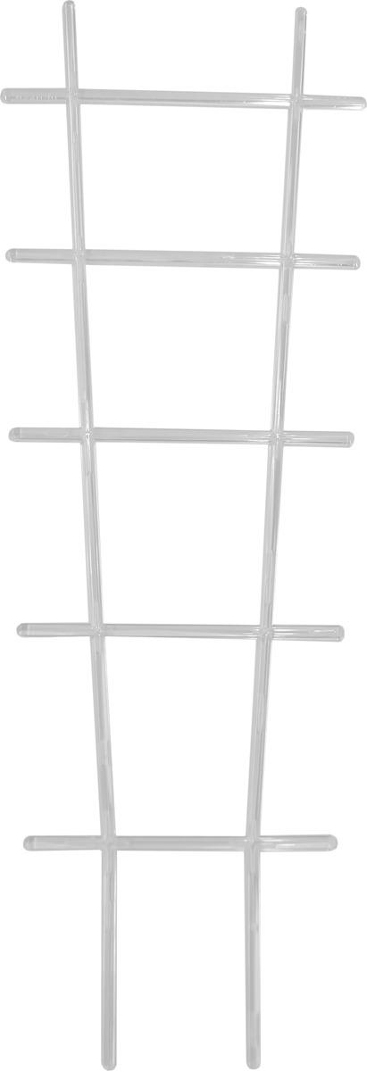 Опора для комнатных растений InGreen, цвет: прозрачный поддон для балконного ящика ingreen цвет белый длина 60 см